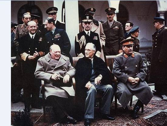 yalta conference essay Yalta conference essays the yalta conference was one of the most important events in history, let alone, this century it took place from february 4 to february 11, 1945, at yalta, crimea, a port/resort.